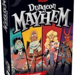 Dungeon Mayhem Dungeons & Dragons Card Game Only $9.99!