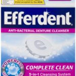 Efferdent Denture Cleanser Tablets, 102 Tablets as low as $2.00!