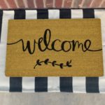 Farmhouse Woven Rugs Only $19.99!