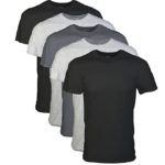 Gildan Men's Crew T-Shirt Multipack Only $9.00!