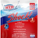 HTH Super Shock Treatment, 1 lb (Pack of 12) Only $34.88! ($2.91 each)