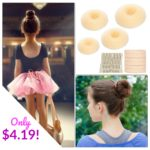Hair Bun Maker Set Only $4.19!