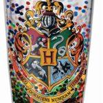 Hogwarts Crest Glitter Travel Mug, 18 ounces Only $8.85!