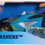 Hot Wheels Race N Crash Mach Speeder Only $8.70!