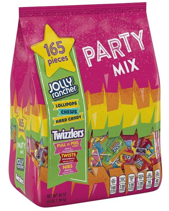Jolly Rancher & Twizzlers Variety Pack