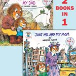 Just Me and My Dad Book AND Just Me and My Mom Book Only $3.99!