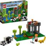 LEGO Minecraft The Panda Nursery Building Kit Only $15.99!