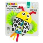 Lamaze Bitty Bite Bug Rattle Only $2.92!