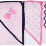 Luvable Friends Cotton Terry Hooded Towels, 3 count Only $5.67! (reg. $14.99)