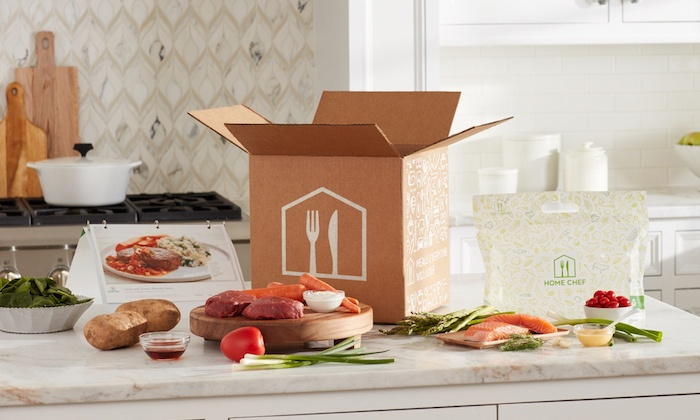 Save over 60% on Home Chef Meal Kit Delivery!