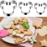 Mickey Mouse Cookie Cutter 5-Piece Set Only $5.99!