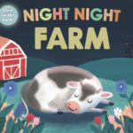 Night Night Farm Board Book Only $5!