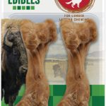 Nylabone Bison Dog Chew Treats as low as $1.88!