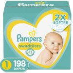 Pampers Swaddlers Diapers as low as $0.13 Per Diaper!!