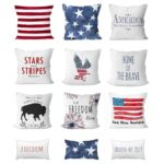 4th of July Pillow Covers as low as $7.99 Shipped!