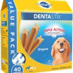 Pedigree DENTASTIX Treats for Large Dogs, 40 count as low as $11.45!