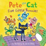 Pete the Cat: Five Little Bunnies Hardcover Book Only $2.24!