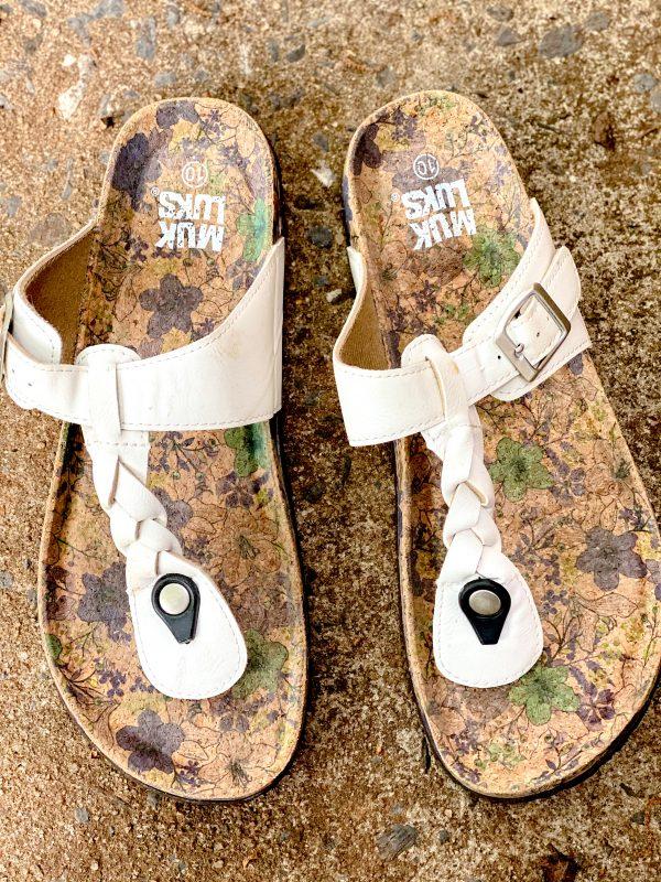 MUK LUKS Marsha Sandals