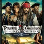 Pirates of the Caribbean 5-Disc Combo Only $10.98!