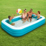 Play Day Deluxe Family Swimming Pool - $24.97 - In Stock!