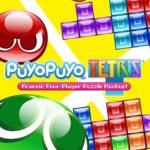 Puyo Puyo Tetris - Nintendo Switch Only $19.99!