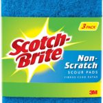 Scotch-Brite Non-Scratch Scour Pads, 3 Scour Pads as low as $1.68!