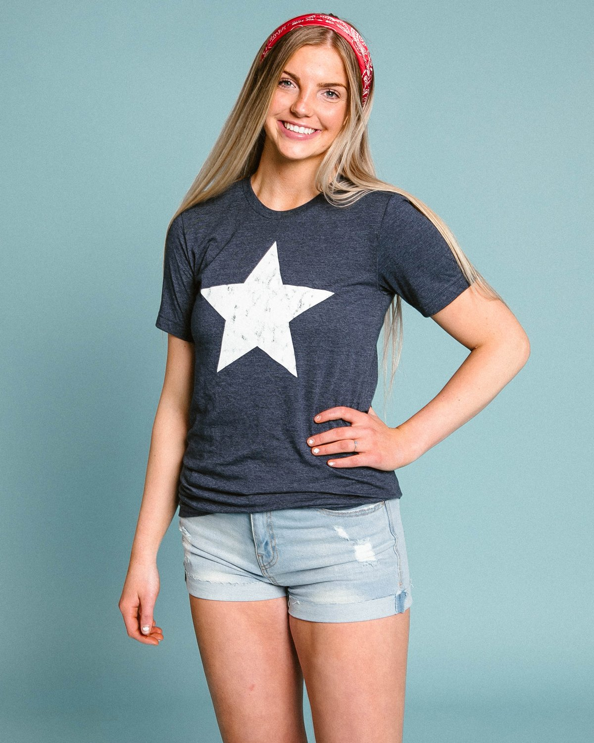 Vintage Star Graphic T-Shirt Only $14.98 Shipped!