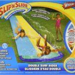 Wham-O Slip 'N Slide Surf Rider Double Sliding Lanes Only $19.16!