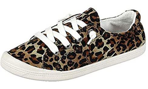 Women's Slip-On Sneakers as low as $12.93!