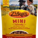 Zuke's Natural Training Dog Treats as low as $3.56!