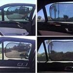 Car Window Shades 4-Pack Only $3.99! Must-Have for Summer!