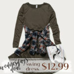 Cents of Style Dress Sale Only $12.99!