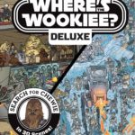 Star Wars Deluxe Where's the Wookiee? Book Only 8.64!