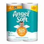 Angel Soft Toilet Paper - $0.22 per roll!