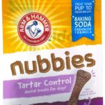 Arm & Hammer Nubbies Dental Treats for Dogs as low as $1.64!