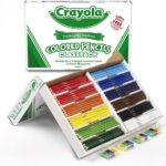 Crayola Colored Pencils, 12 Assorted Colors, 240 Count Only $23.58!