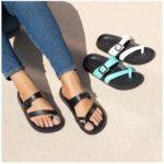 Cross Strap Foam Sandals - $17.99 Shipped!