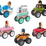 Fisher-Price Wonder Makers Design System Vehicle 6-Pack Only $9.25!