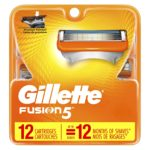 Gillette Fusion5 Men's Razor Blades, 12 Blade Refills as low as $21.24 Shipped!