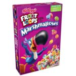Kellogg's Froot Loops with Marshmallows Cereal Only $1.99!