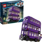 LEGO Harry Potter and The Prisoner of Azkaban Knight Bus Building Kit Only $19.49!