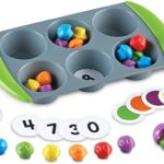 Mini Muffin Match Up Counting Toy Set Only $13.69! (reg. $24.99)