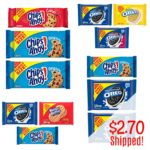 Nabisco Cookies, Family Size as low as $2.70 each Shipped!