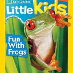 National Geographic Little Kids Magazine 6-Month Subscription Only $7!