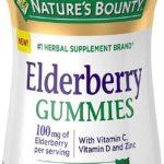 Nature's Bounty Elderberry Gummies as low as $7.91!