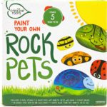 Paint Your Own Rock Pets Kit Only $7.63!