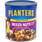 Planters Mixed Nuts, 15 Oz, 3 Count as low as $14.82 Shipped! ($4.94 each)