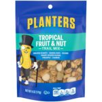 Planters Tropical Fruit & Nut Trail Mix (6 oz Pouches, Pack of 12) as low as $12.39!