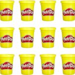 Play-Doh, 4 oz cans, 12-Pack as low as $7.99!