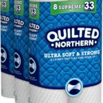 Quilted Northern Ultra Soft and Strong Bath Tissue In Stock! $0.23 per Roll!